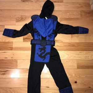 Other - Blue ninja costume size small